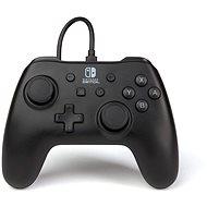 PowerA Wired Controller – matne čierny – Nintendo Switch