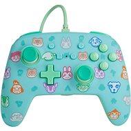PowerA Enhanced Wired Controller Animal Crossing, Nintendo Switch