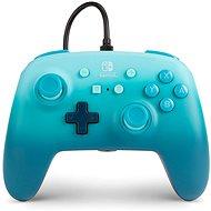 PowerA Enhanced Wired Controller Aquatic Fantasy, Nintendo Switch