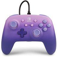 PowerA Enhanced Wired Controller Lilac Fantasy, Nintendo Switch