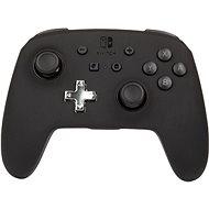 PowerA Enhanced Wireless Controller Black, Nintendo Switch - Gamepad