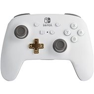 PowerA Enhanced Wireless Controller White, Nintendo Switch - Gamepad