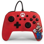 PowerA Enhanced Wired Controller – Iconic Mario – Nintendo Switch