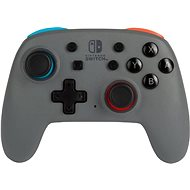 PowerA Nano Enhanced Wireless Controller – Red and Blue – Nintendo Switch