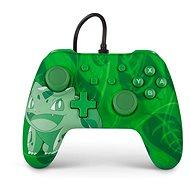 PowerA Wired Controller – Pokémon Bulbasaur – Nintendo Switch - Gamepad