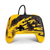PowerA Enhanced Wired Controller – Pokémon Pikachu Lightning – Nintendo Switch