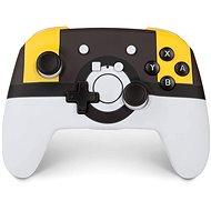 PowerA Enhanced Wireless Controller – Pokémon Ultra Ball – Nintendo Switch - Gamepad