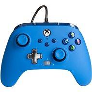 Gamepad PowerA Enhanced Wired Controller Blue, Xbox