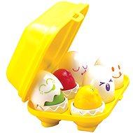 Zábavné pískacie vajíčka - Herný set