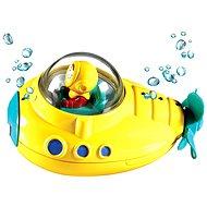 Munchkin - Žltá ponorka do vane - Hračka do vody