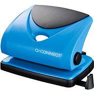 Q-CONNECT C20, modrý - Dierovač