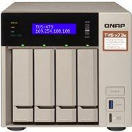 QNAP TVS-473e-8G - Dátové úložisko