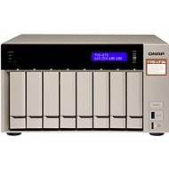 QNAP TVS-873e-8G - Dátové úložisko