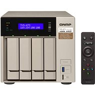 QNAP TVS-473-8G - Dátové úložisko