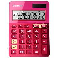 Canon LS-123K ružová - Kalkulačka