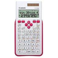 Canon F 715 SG bielo/červená - Kalkulačka