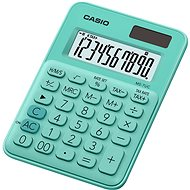 CASIO MS 7 UC zelená - Kalkulačka