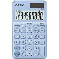 CASIO SL 310 UC svetlomodrá - Kalkulačka