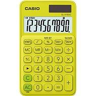 CASIO SL 310 UC žltá - Kalkulačka