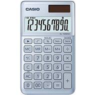 CASIO SL 1000 SC modrá - Kalkulačka