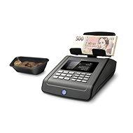 SAFESCAN 6185 sivá - Stolná počítačka bankoviek