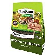 HORTICERIT – pre trávník 3 v 1 10 kg - Hnojivo
