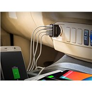 Ravpower RP-VC003 Quick Charge 3.0 4-Port Car Charger - Nabíjačka do auta