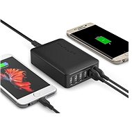 Ravpower Quick Charge 3.0 6-Port Wall Charger – Black - Nabíjačka