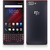 BlackBerry Key 2 LE Dual SIM 64 GB červená - Mobilný telefón