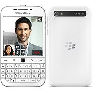 BlackBerry Classic QWERTY White - Mobilný telefón