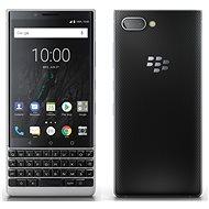 BlackBerry Key2 Strieborná QWERTZ - Mobilný telefón
