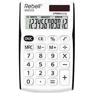 REBELL SHC 312 bielo/čierna - Kalkulačka