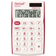 REBELL SHC 312 bielo/červená - Kalkulačka