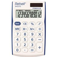 REBELL SHC 312 bielo/modrá - Kalkulačka
