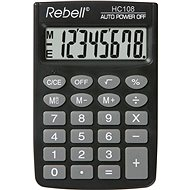 REBELL HC 108 - Kalkulačka