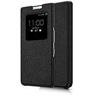 Blackberry SMART flip KEYone black - Puzdro