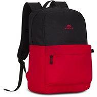 """RIVA CASE 5560 15,6"""" čierno/červený - Batoh na notebook"""