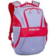 """RIVA CASE 5225 15,6"""" sivo/červený - Batoh na notebook"""