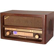 Roadstar HRA-1540 UE/BT - Rádio