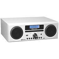 Roadstar HRA-9 D + BT biela - Rádio