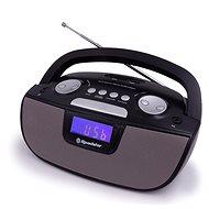 Roadstar RU-275 BK - Rádiomagnetofón