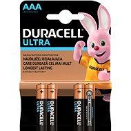 Duracell Ultra AAA 4 ks - Jednorázová batéria