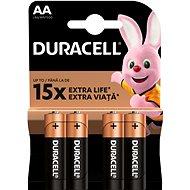 Duracell Basic AA 4 ks - Batéria