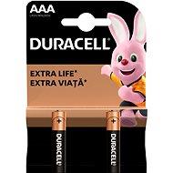 Duracell Basic AAA 2 ks - Jednorazová batéria