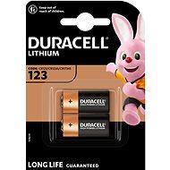 Duracell Ultra CR123A 2 ks - Jednorazová batéria
