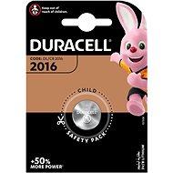 Duracell CR2016 - Gombíkové batérie