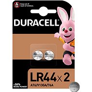 Duracell LR44 2 ks - Gombíkové batérie