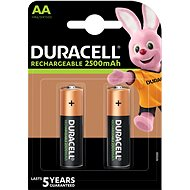 Duracell StayCharged AA - 2 400 mAh 2 ks