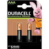 Duracell StayCharged AAA - 850 mAh 2 ks - Nabíjacia batéria