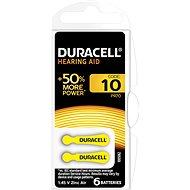 Duracell Hearing Aid – DA10 Duralock - Batéria